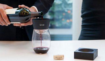 Lubisz wino, ale męczy Cię po nim kac? Ten problem rozwiąże najnowszy gadżet, który przefiltruje trunek, nie pozbawiając go smaku i mocy