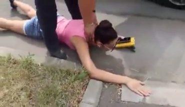 W czasie jazdy samochodem została zatrzymana przez policję. Gdy dowiedziała się, dlaczego, była wściekła na swojego chłopaka!
