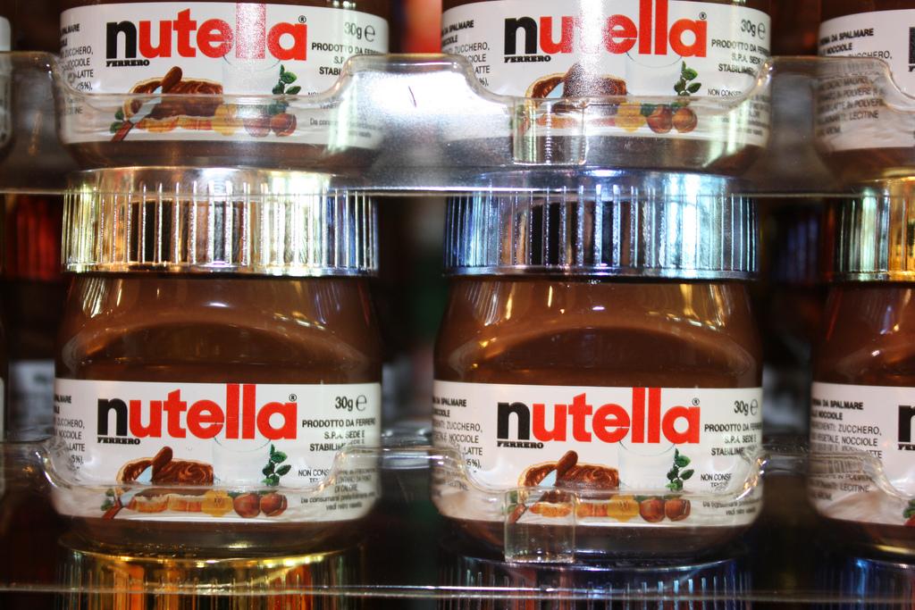 Nutella poistettiin italialaisista kaupoista. Suosittu levite paljastui vaaralliseksi
