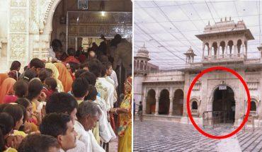 Do tej świątyni co roku przybywają tysiące wiernych. Nie uwierzysz, co jest obiektem ich kultu!