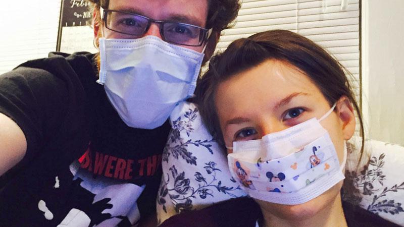 Joanna Watkins od lat zmaga się z różnymi alergiami. Obecnie może jeść tylko 15 produktów i jest uczulona nawet na własnego męża!