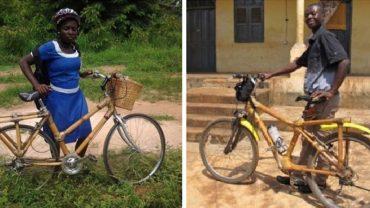 Bamboo Bike to ekologiczne rowery z Ghany, które nie tylko dbają o środowisko, ale także zmieniają na lepsze życie wielu ubogich społeczności