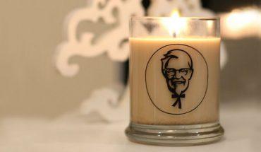 Jeśli kochasz KFC, ten gadżet jest stworzony dla Ciebie! Oto świeca zapachowa, która roztacza aromat smażonych kurczaków