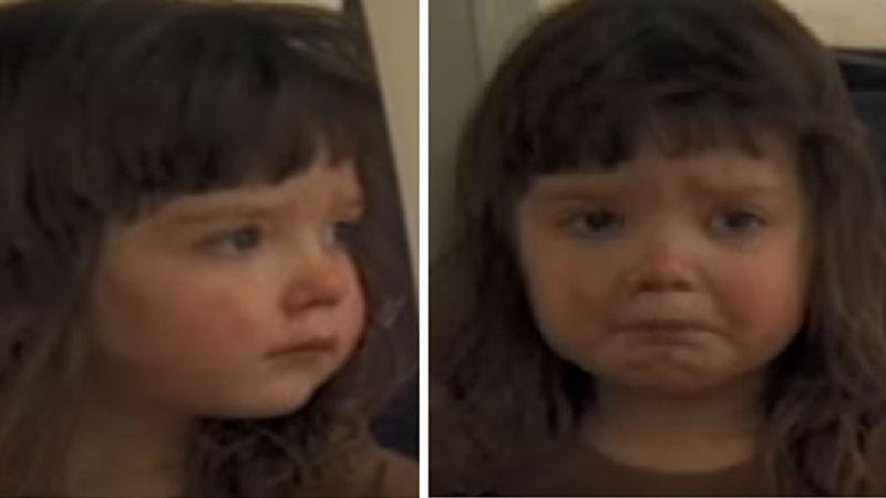 Dramat tej 3-letniej dziewczynki trwał 15 godzin, ale przeżyła dzięki oddaniu i poświęceniu swojego najlepszego przyjaciela
