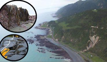Trzęsienie ziemi w Nowej Zelandii było tak potężne, że dno morskie podniosło się o 2 metry! Zobaczcie, jak niszczącą siłę na natura
