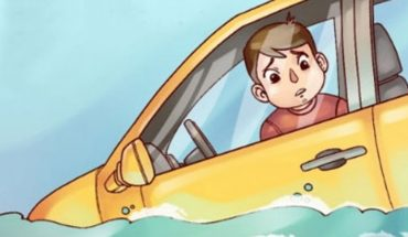 Oto kilka wskazówek, jak uciec z tonącego samochodu. Warto je znać, bo nigdy nie wiadomo, co się może zdarzyć na drodze