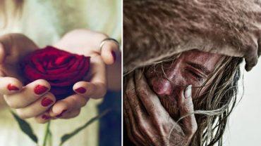 Kwiaciarka dała żebrakowi piękną różę. Od tego momentu już nie pojawił się na ulicy!