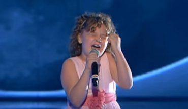 Genów nie da się oszukać. Oto 12-letnia wnuczka słynnego śpiewaka Luciano Pavarottiego, która talent ewidentnie odziedziczyła po dziadku