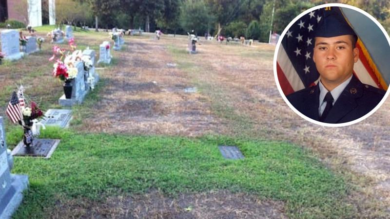 Trawa na tym grobie była zielona nawet w czasie suszy! Rodzina postanowiła przyjrzeć się sprawie i odkryła coś, zaskakującego