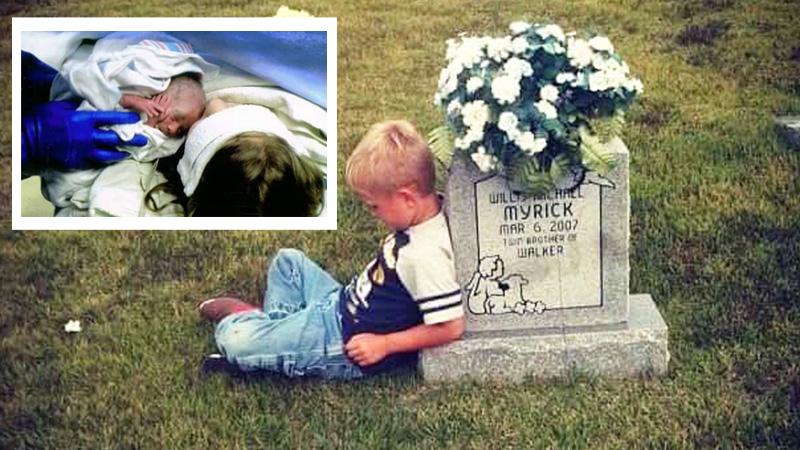 Chłopiec stracił brata bardzo wcześnie, jednak więź między chłopcami przekracza barierę śmierci!