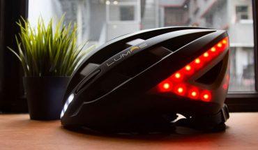 Żaden rowerowy gadżet nie zwiększa bezpieczeństwa w takim stopniu, jak kask The Lumos! Ten wynalazek to prawdziwa rewolucja!