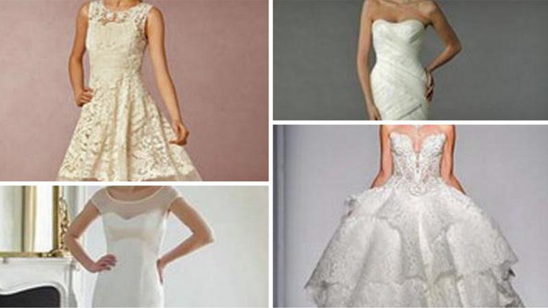 Odważna, wrażliwa czy niezdecydowana? Wybierz swoją wymarzoną suknię ślubną i dowiedz się, co ten wybór mówi o Tobie