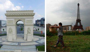 Chińczycy to mistrzowie kopiowania, którzy powielają budynki, a nawet całe miasta. Oto kilka światowych zabytków w azjatyckiej wersji