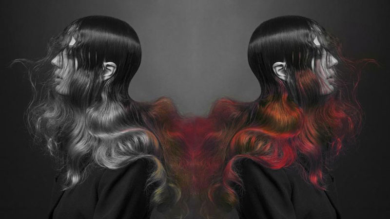 Stworzono pierwszą na świecie farbę do włosów, która zmienia kolor! To będzie prawdziwa fryzjerska rewolucja!
