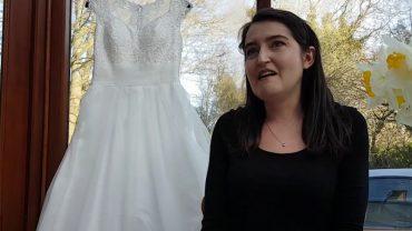 Miała już kupioną suknię na ślub, jednak gdy jej partner dowiedział się o chorobie, odszedł pozostawiając ją samą z problemami