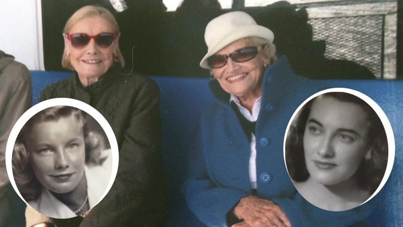 Przyszły na świat razem i razem z niego odeszły. Bliźniaczki zmarły tej samej nocy po 97 latach szczęśliwego życia