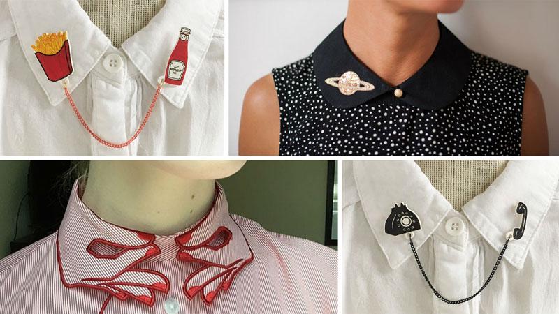 Kołnierzyk w eleganckiej koszuli wcale nie musi być nudny. Oto najnowsze propozycje projektantów, które są tego najlepszym dowodem