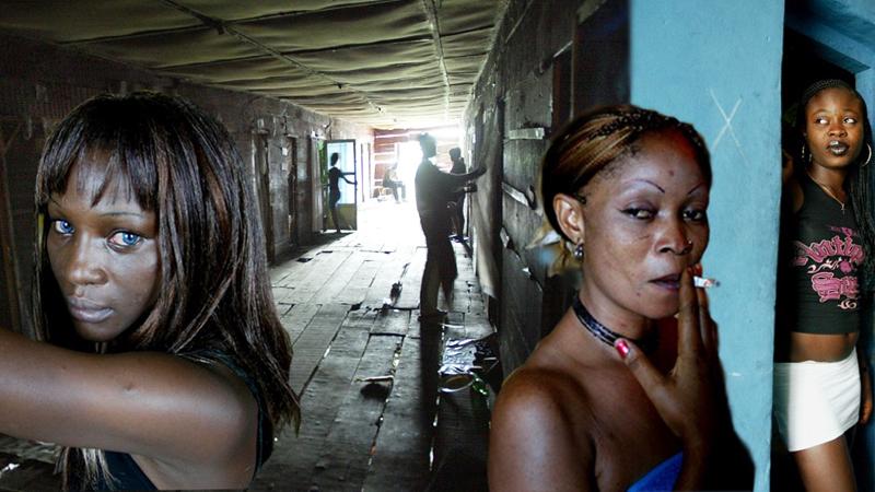 Biorą od klientów po 2 $ i szykują im bardzo niemiłą niespodziankę! Tych kobiet powinni się bać wszyscy Nigeryjczycy