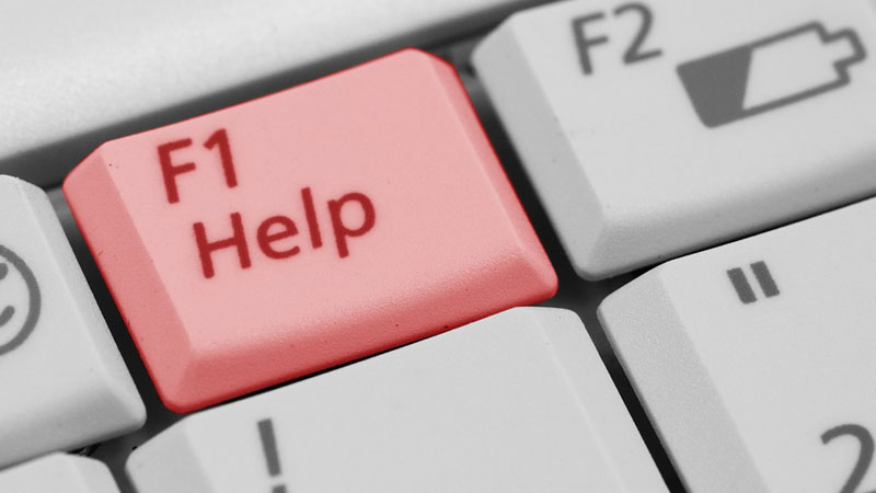 Klawisze funkcyjne F1 - F12 nie służą tylko do zbierania kurzu. Poznaj ich funkcję i korzystaj szybciej z wielu programów