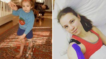 W wieku kilku lat była bita, poniżana i wykorzystywana seksualnie. Później rodzice kazali amputować jej nogi, ale nic nie złamało tej dziewczyny i dziś jest na szczycie