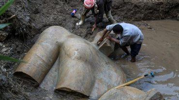 W slumsach Kairu znaleźli bezcenny skarb, który spoczywał tam od setek lat