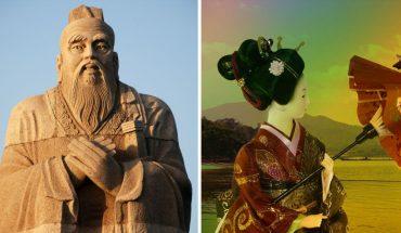 Pewna kobieta żaliła się Konfucjuszowi, że rozwiązłość pań jest gorzej postrzegana niż panów. Filozof udzielił jej odpowiedzi, jakiej kompletnie się nie spodziewała