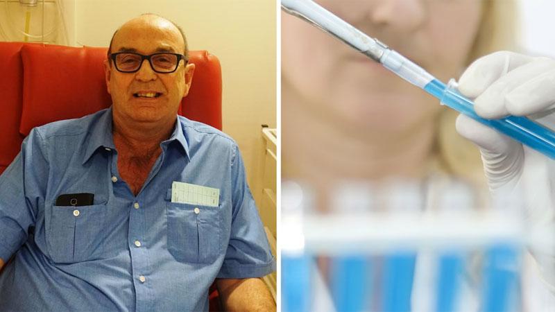 Bob wziął udział w eksperymentalnym badaniu leku i jego nowotwór zniknął! Czy szykuje się największy przełom w leczeniu raka?
