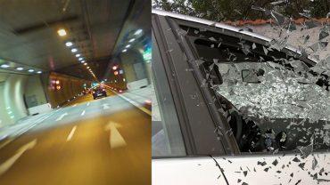 W tym tunelu doszło do dramatycznego wypadku. To co zrobili kierowcy by pomóc jego ofiarom, wprawia w osłupienie