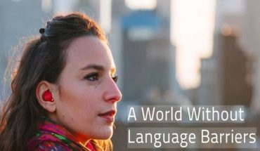 Włóż to do ucha i rozmawiaj w dowolnym języku świata!