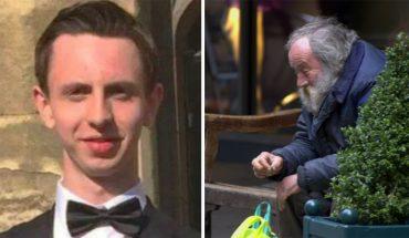 Student Cambridge w skandaliczny sposób znęcał się nad bezdomnym. Jego zachowanie zbulwersowało nie tylko profesorów, ale i całą studencką brać