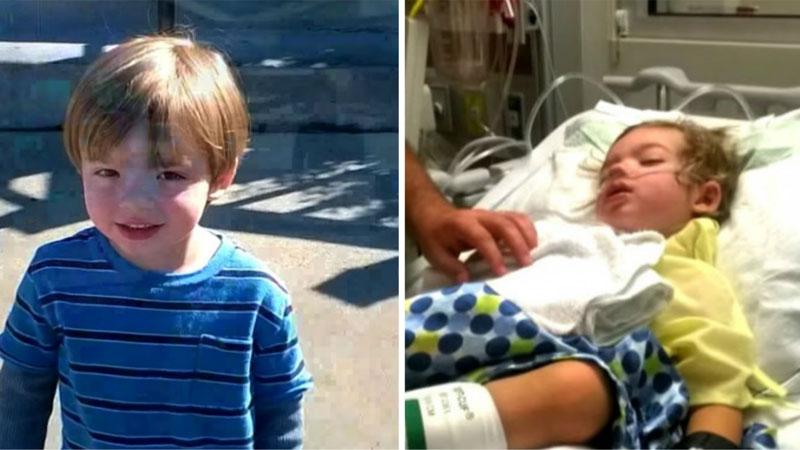 3-letni Collin nagle został sparaliżowany. Gdy odkryto przyczynę choroby z przerażeniem stwierdzono, że może dotknąć każdego, bez względu na wiek