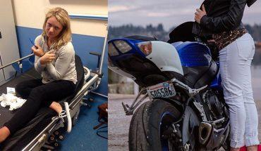 24-letnia Daniela od dziecka lubiła wycieczki. Po upadku z motocykla zaczęła się jednak źle czuć. To, co dolegało dziewczynie mrozi krew w żyłach