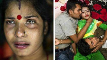 Łamiące serce zdjęcia z domu publicznego w Bangladeszu. Historie pracujących tam dziewczyn są jeszcze gorsze