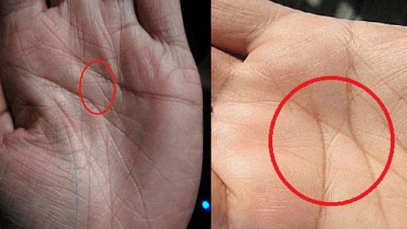 """Tylko 3% populacji posiada znak """"X"""" na dłoni! Kiedy poznasz jego znaczenie zrozumiesz, dlaczego tak mało ludzi go ma"""