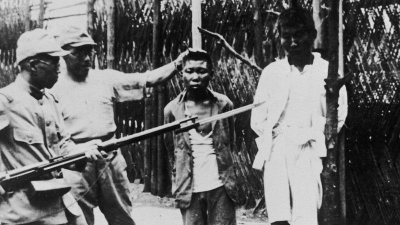 Bestialskie mordy, masowe gwałty, kanibalizm i okrutne eksperymenty medyczne. Oto obraz azjatyckiego holokaustu, okrutniejszego niż nazistowski