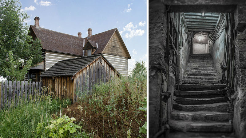 Członkowie rodziny po kolei schodzili do piwnicy, ale nikt nie wracał. Gdy na końcu poszła 8-letnia dziewczyna, z przerażeniem odkryła, że wszyscy nie żyją!