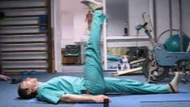 Rosyjski chirurg zdradza jak za pomocą kilku prostych ćwiczeń pozbyć się bólu kręgosłupa i uniknąć operacji!