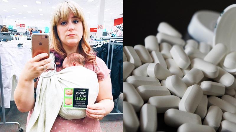 Kiedy weszła do sklepu z córeczką, sprzedawczyni podeszła do niej i zaproponowała jej coś, czego się nie spodziewała