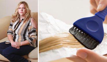 Będąc w piątym miesiącu ciąży, postanowiła ufarbować włosy. Decyzja Jess omal nie kosztowała jej synka życia!