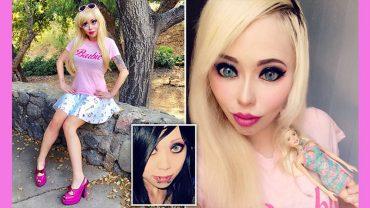 Kiedy była nastolatką, wolała gotyckie, mroczne klimaty. Parę lat później postanowiła zmienić się w żywą Barbie. Na operacje wydała już 35 tys. dolarów. A to dopiero początek!
