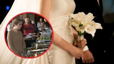 Gdy narzeczony zerwał z nią na kilka dni przed weselem, była załamała. Postanowiła jednak nie odwoływać drogiego wesela, zmieniła tylko listę gości…