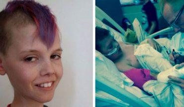 Lekarze powiedzieli, że Deryn umrze lada dzień. Wtedy jego rodzice zdecydowali się złamać prawo, co niespodziewanie uratowało chłopcu życie