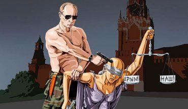 Te brutalnie szczere rysunki pokazują, jaki stosunek mają współcześni przywódcy do przestrzegania zasad sprawiedliwości. Czy chcemy żyć w takim świecie?