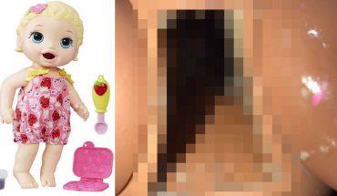 Córka marzyła o lalce, którą można karmić, gdy zajrzeli do niej po kilku tygodniach, prawie wymiotowali!