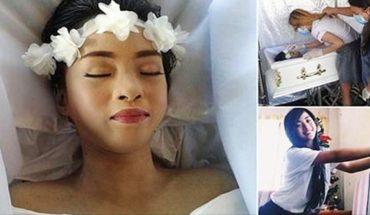 Wiedziała, że umiera i 5 dni przed śmiercią wyjawiła siostrze ostatnie życzenie. W dniu pogrzebu wszyscy zaniemówili!
