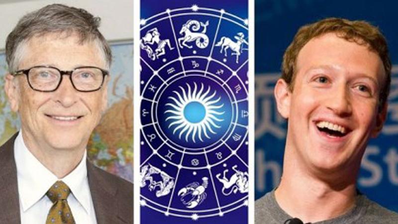 Aż 11 miliarderów jest spod tego znaku zodiaku. Sprawdź, czy też go masz!