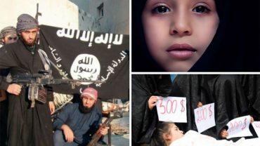Opowieści dziewczyn, które zostały porwane przez ISIS przerażają. Dżihadyści zamienili ich życie w piekło i pokazali, że kobieta jest dla nich mniej warta niż rzecz