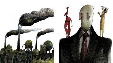 Oto 14 rysunków, które pokazują jak dziwny, absurdalny i obłudny jest współczesny świat. Sprawdźcie, czy te ilustracje pokazują też wasze życie…