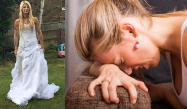 Po 9 wspólnych latach porzucił ją 3 dni przed ślubem. Powód, dla którego tak postąpił, rozdarł jej serce