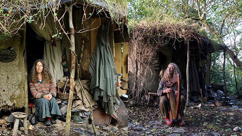Kiedy zdecydowała, że zamieszka w lesie, wszyscy uznali ją za wariatkę. 18 lat później prawie nikt jej nie poznaje